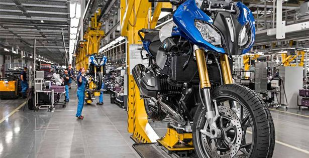 2016 bmw r1200rs enters production | bmw motorcycles of tampa bay