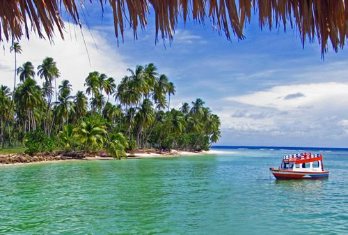 It's not just our opinion at Tropical Sky, one of Tobago's beaches has consistently won worldwide accolade as a top ten beach – Englishman's Bay is the name you should be looking out for. It is one of Tobago's jewels