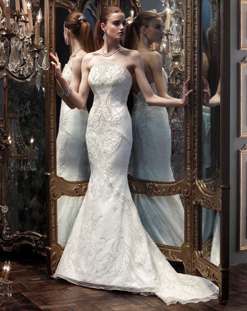 Stunning Old Hollywood Glamour Wedding Dresses Gallery - Styles ...