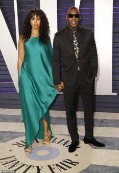 Idris Elba ties the knots with beautiful Sabrina,