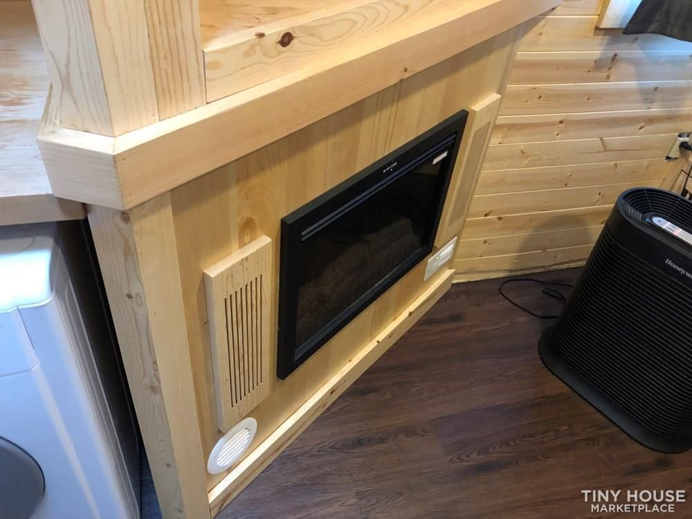 Tiny House for Sale Tumbleweed Roanoke for Sale
