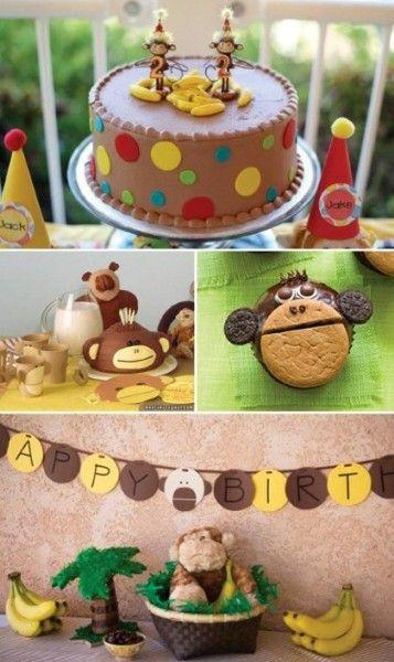 43 Dashing DIY Boy First Birthday Themes Birthdays Babies and
