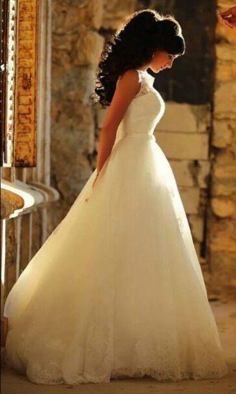 Ein Traum von einem Brautkleid♡