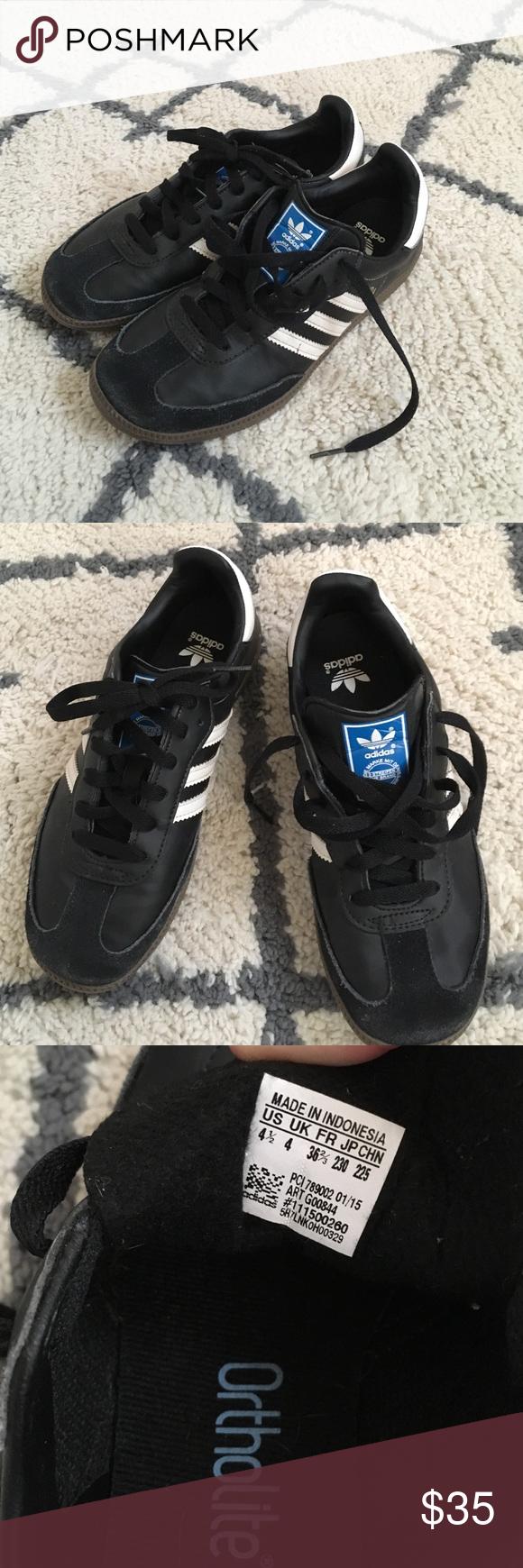 ragazzi adidas samba scarpe indoor soccer, scarpe e scarpe da ginnastica
