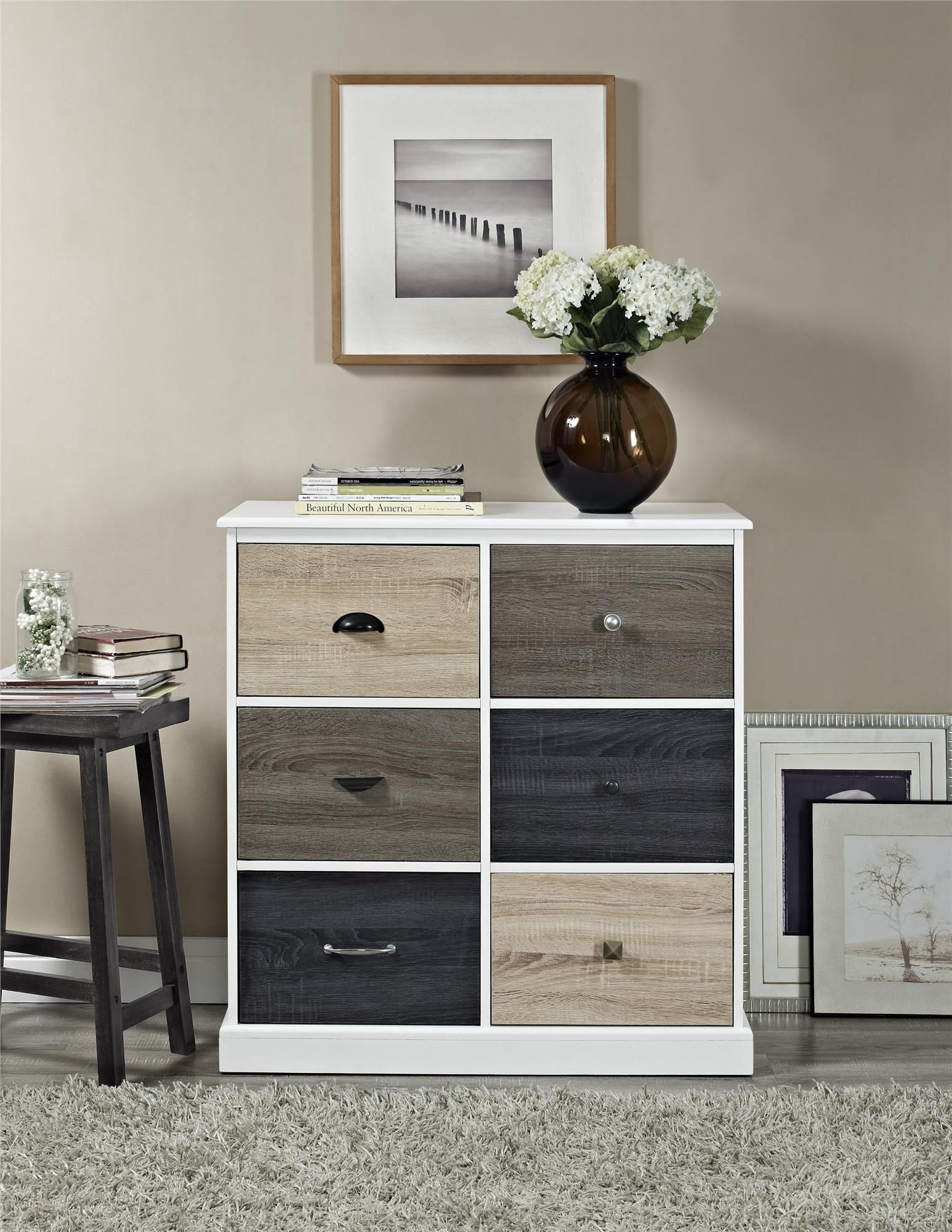 Transform your living room bedroom or office with the Ameriwood