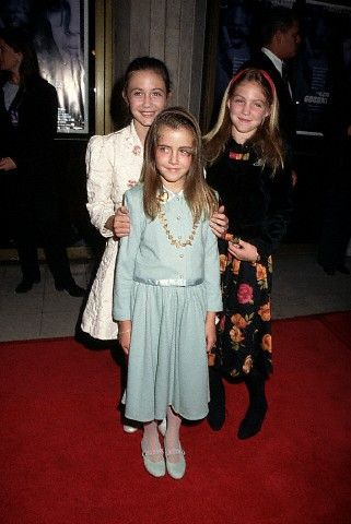 Yvonne Madeline And Vanessa Zima Child Starlets Known From The Nanny The Baby Sitters Club And Good The Baby Sitters Club Best Kisses American Beauty
