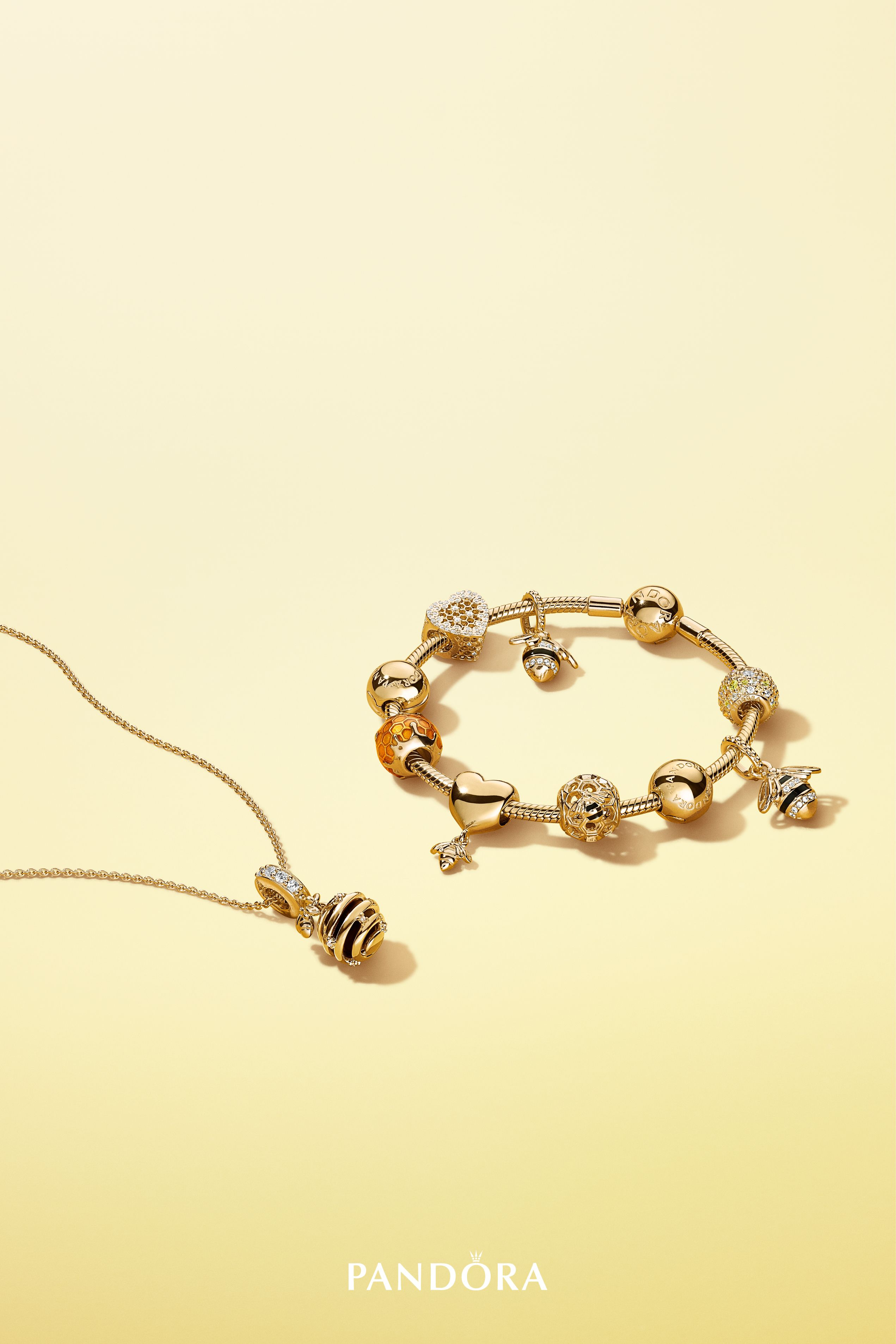 Just in new beeinspired charms in pandora shine our stunning k