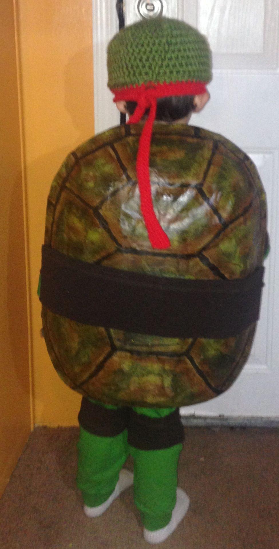 Diy ninja turtle shell my diy halloween costumes pinterest diy ninja turtle shell solutioingenieria Gallery