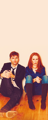 """David: """"The funny stuff is all down to Catherine Tate. I'm just her bitch."""""""
