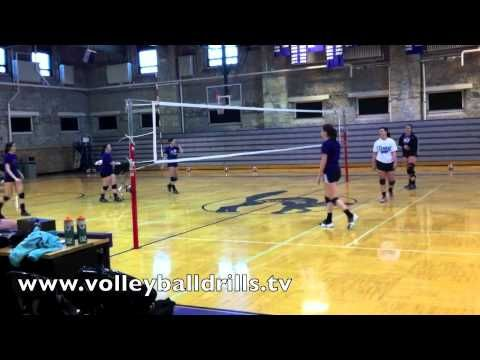 Pin By Jeana Turner On Volleyballistic Volleyball Games Volleyball Drills Volleyball Workouts