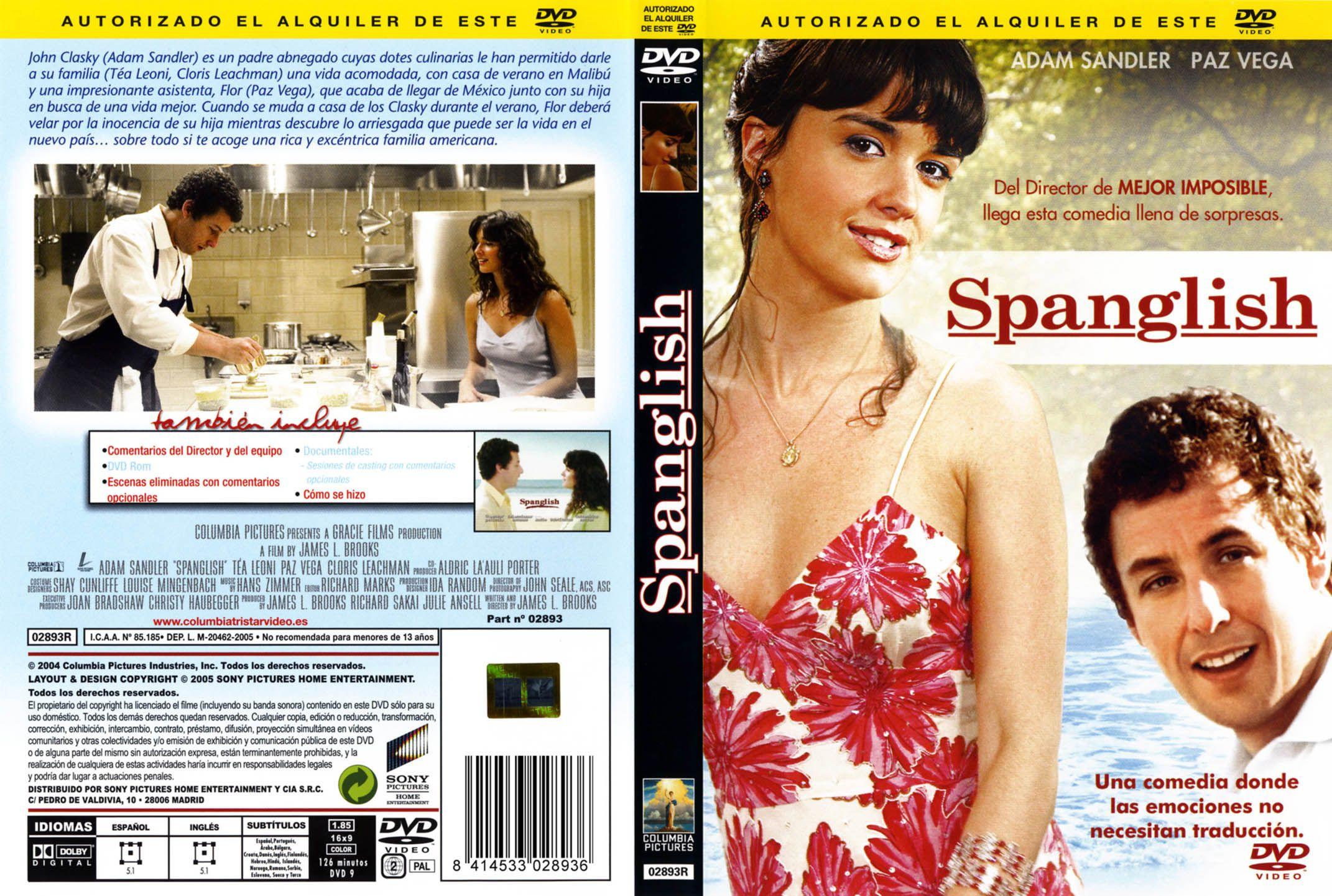 Spanglish film 2004