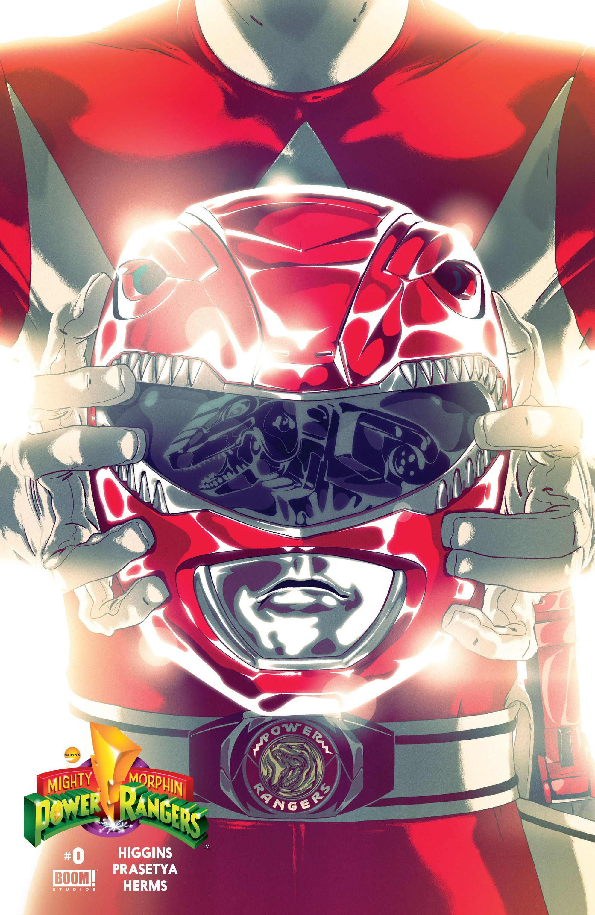 Mighty Morphin Power Rangers Issue 0 Read Mighty Morphin Power