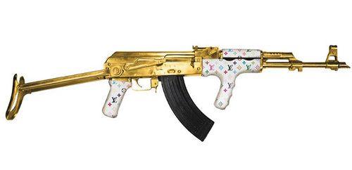1b46eda79d Gold AK 47 LV