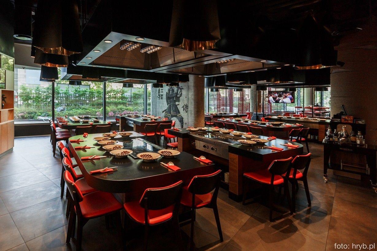 Benihana To Pierwsza Na świecie Japońska Restauracja