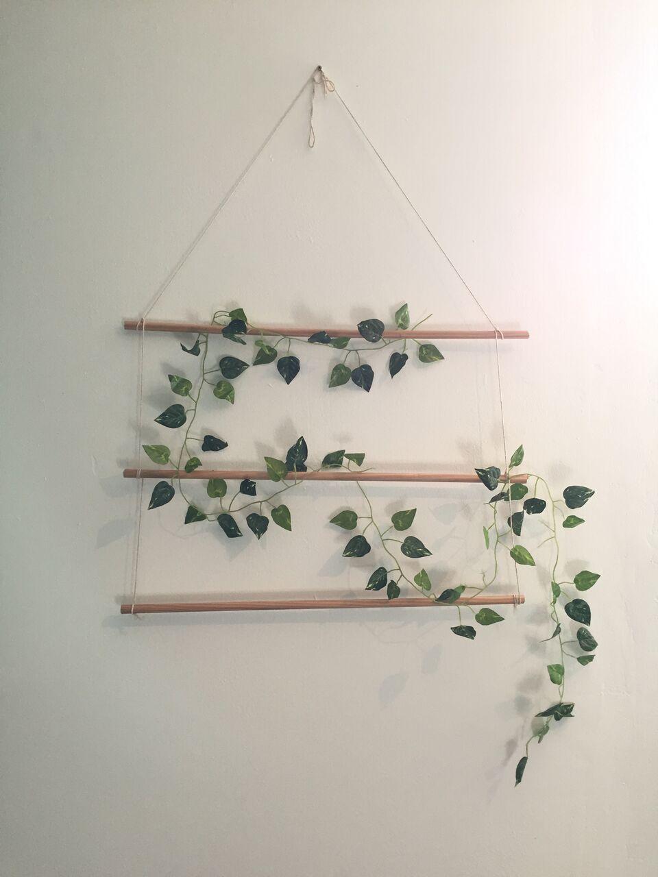 Un tutoriel que j 39 adore je suis trop fan des plantes suspendue alors je voulais en mettre une - Plante a mettre dans une chambre ...