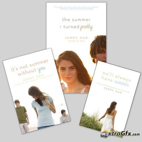 The Summer I Turned Pretty series are beautifully written books.