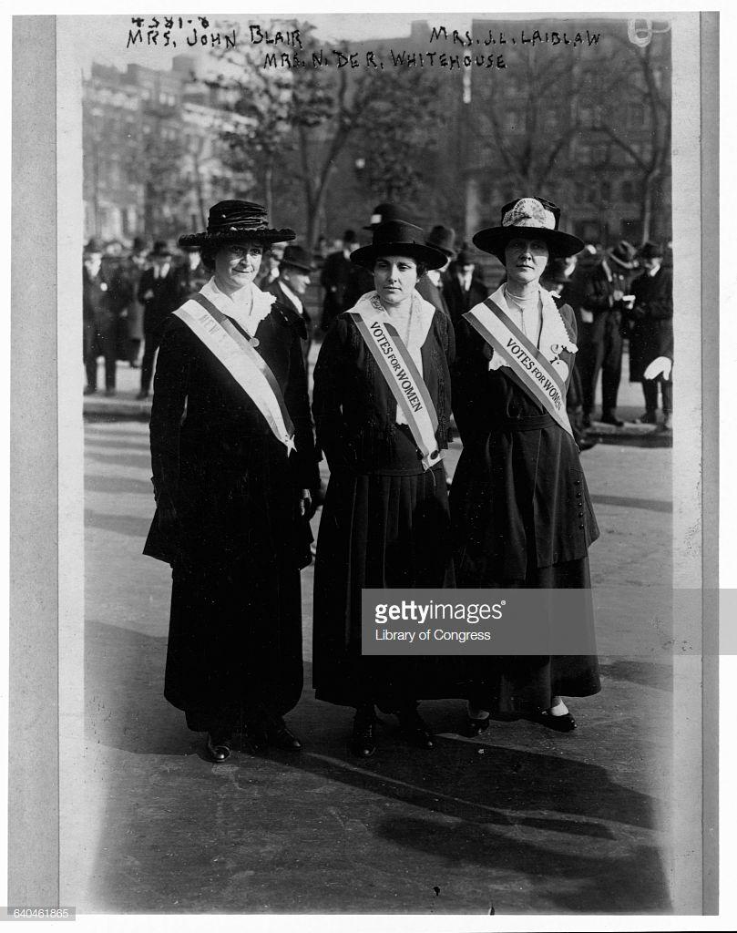 Several Women Wear Sashes Reading Votes For Women In A Suffrage Suffragette Women In History Women Suffragette [ 1024 x 809 Pixel ]