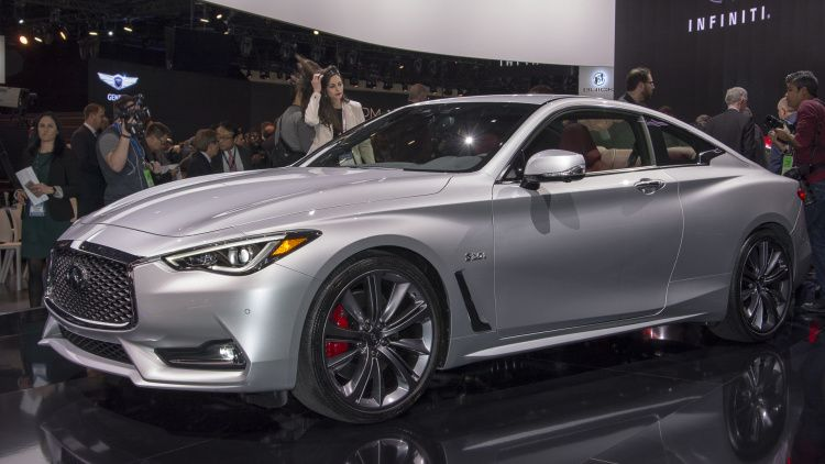2017 Infiniti Q60 Coupe Debuts With 400 Hp V6