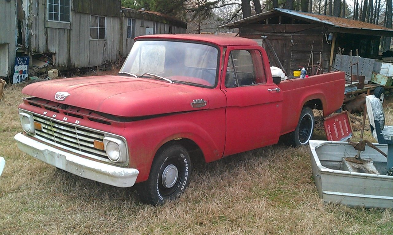 1963 ford f100 stock step side ford pickup ideas pinterest ford ford trucks and cars