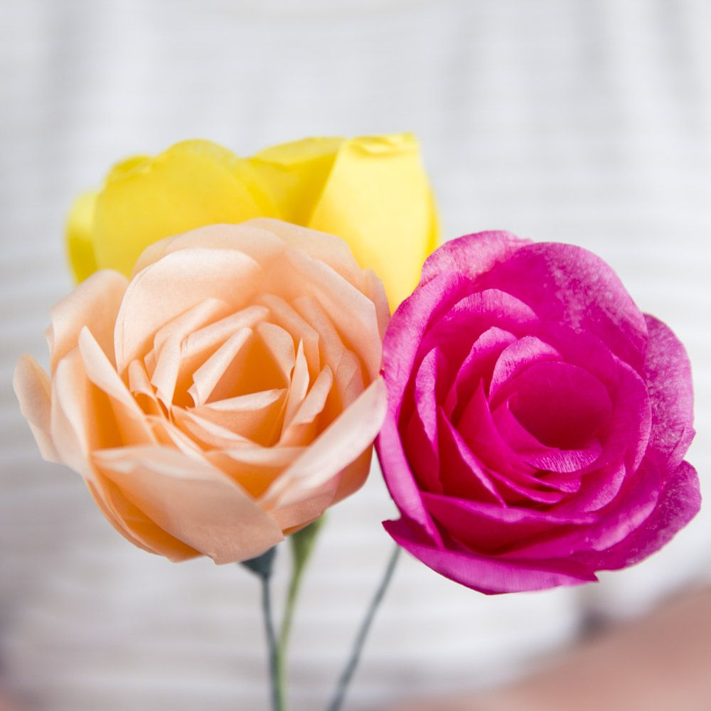 Diy paper flower bouquet papel pinterest diy paper