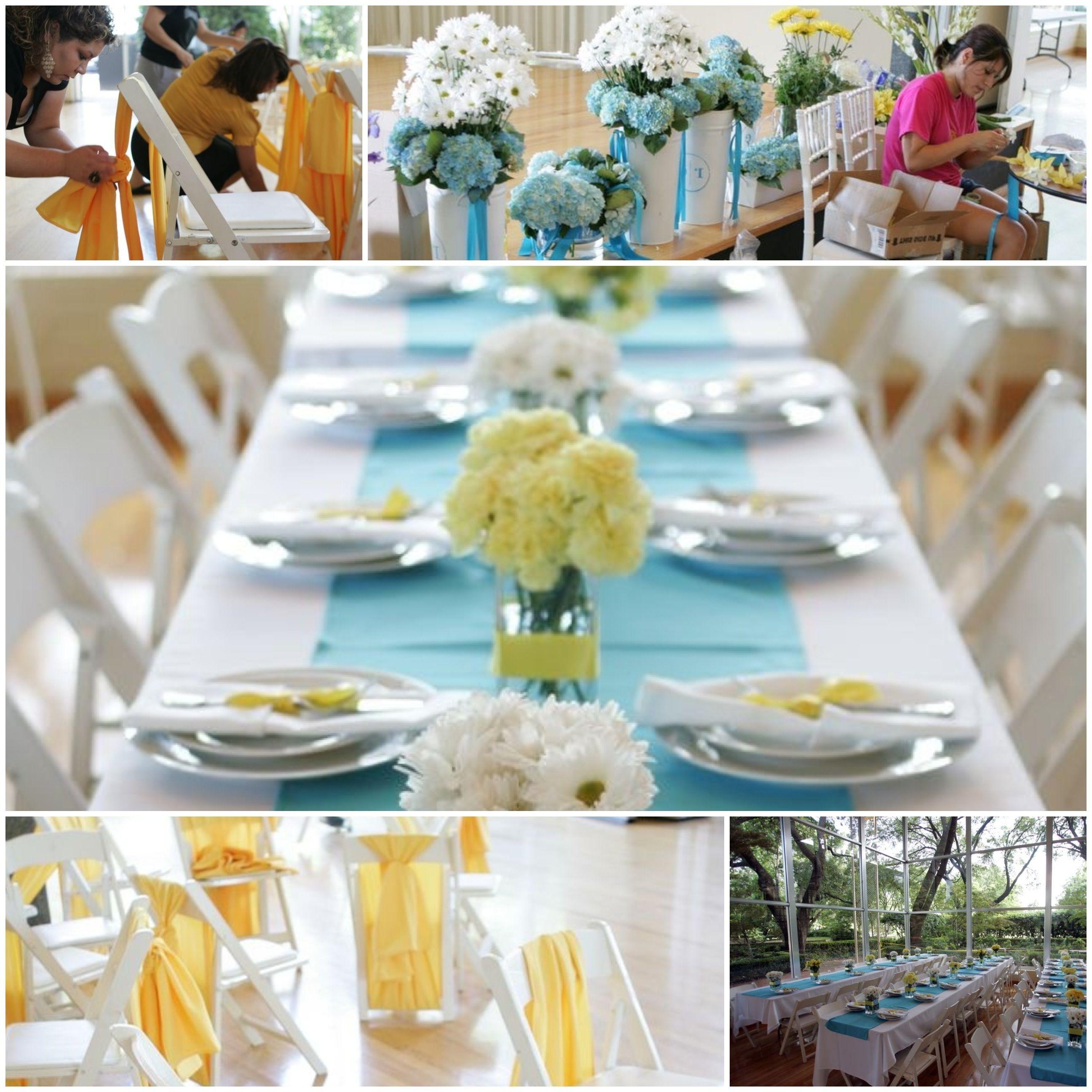 Very Fun Colors! Biel Wedding