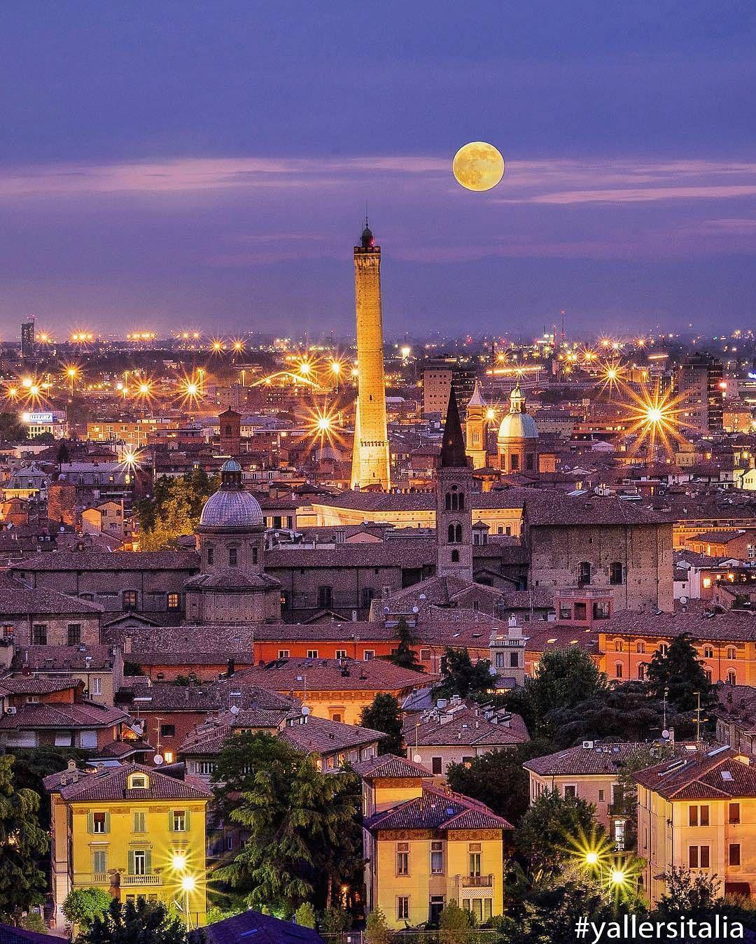 Emilia Romagna From Bologna With Love Vista Dalla Terrazza