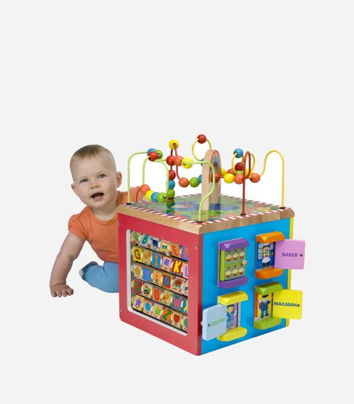 12 Of The Best Wooden Toys For 1 Year Olds Toys Pinterest Toys