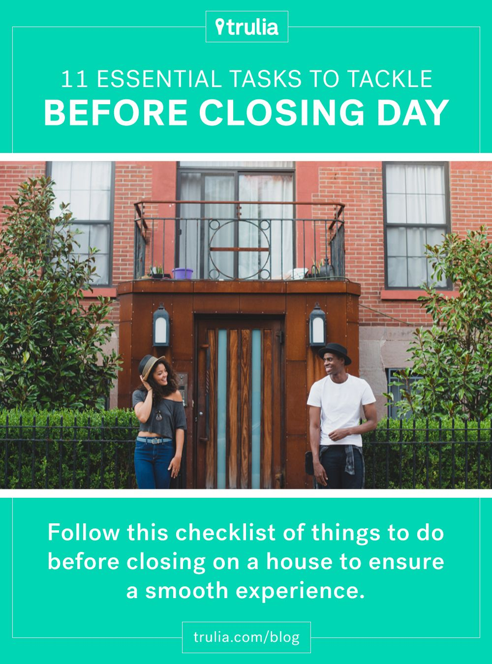 Almost Ready To Close On A New House? Follow These Steps To Make Sure  Everything Images