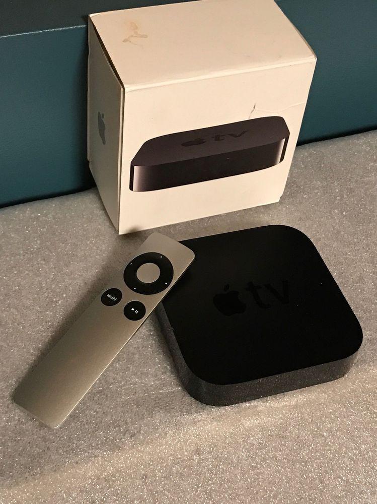 Apple TV 2nd Generation Digital HD Media Streamer #Apple