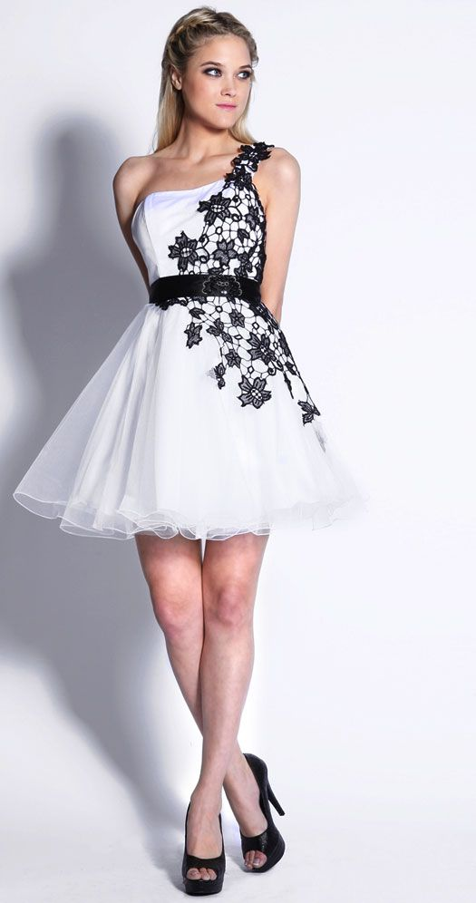 Crazy Colored Prom Dresses | ... prom dress a3922 short prom party ...