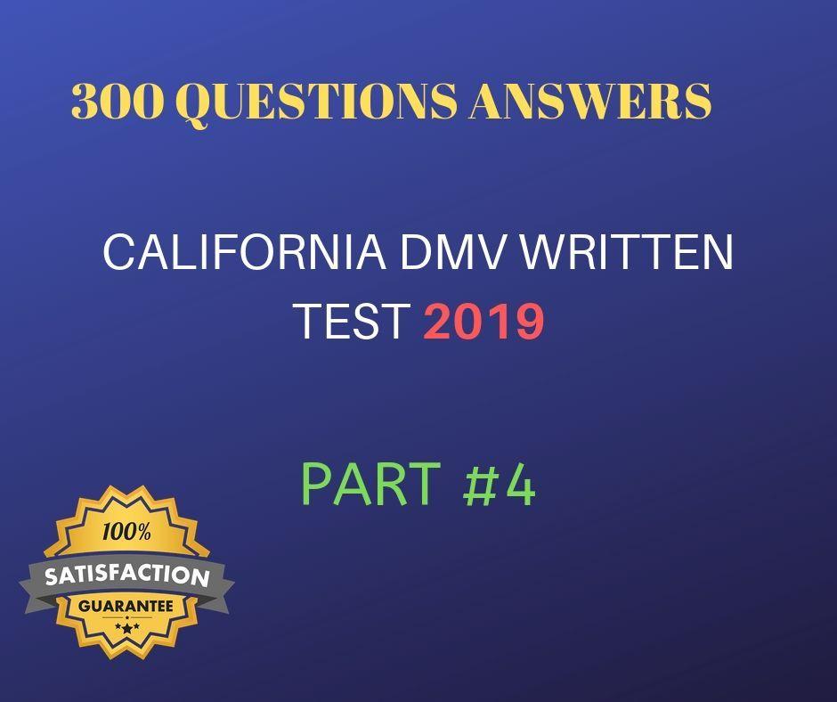 Pin On California Dmv Written Test 2019 Cheatsheet Easy To Learn