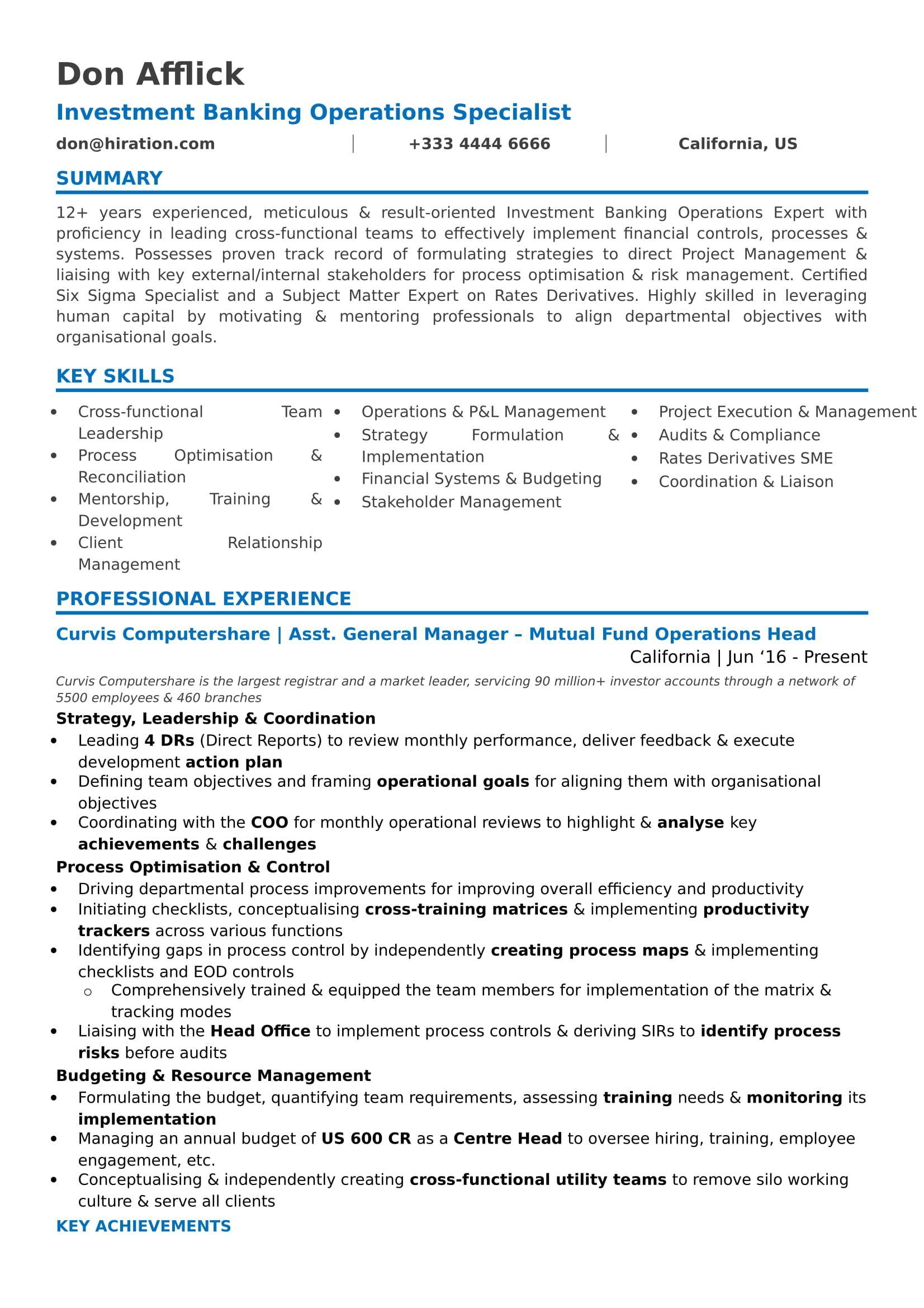 Career Change Resume [2019] Guide to Resume for Career