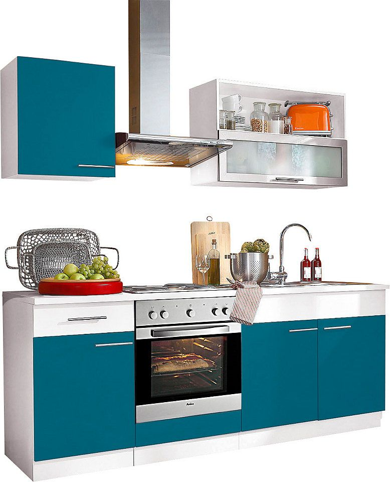 Küchenzeile »Ahus««, Breite 210 cm Jetzt bestellen unter   - küchenzeile 160 cm