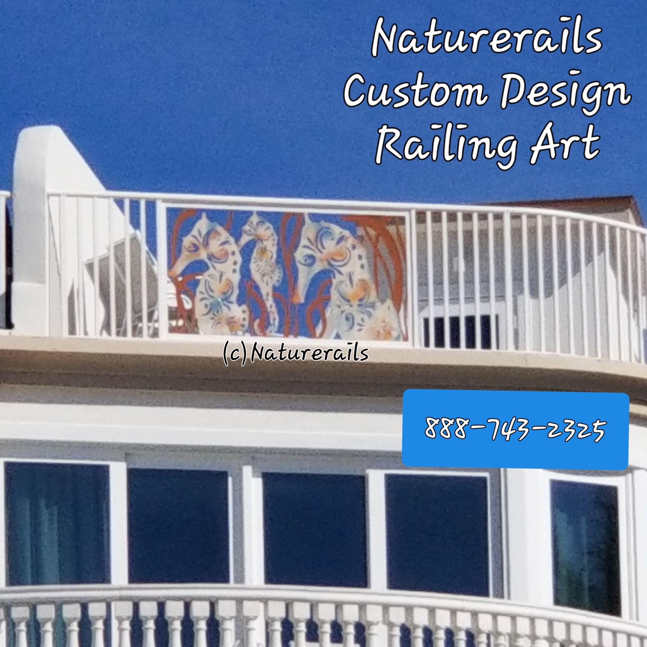Pin by NatureRails LLC on Custom Railing Ideas Beach ...