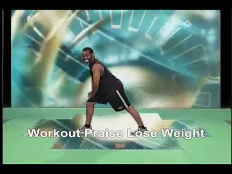 Workout Praise Lose Weight = Gospel Aerobics - YouTube workout led by Paul Eugene
