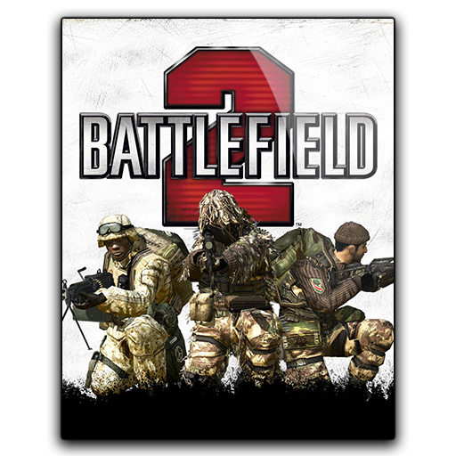 Icon Battlefield 2 By Hazzbrogaming Battlefield 2 Battlefield Gaming Pc