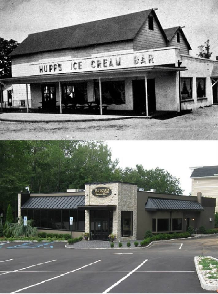 Huff S Ice Cream Bar Montvale Then And Now Rp For You By Http