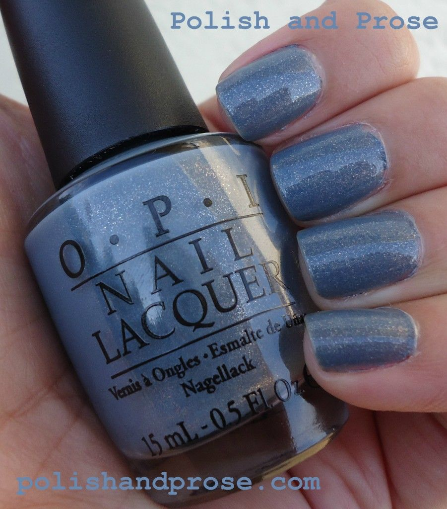 OPI I Have A Herring Problem | Nail Color Ideas | Pinterest | OPI