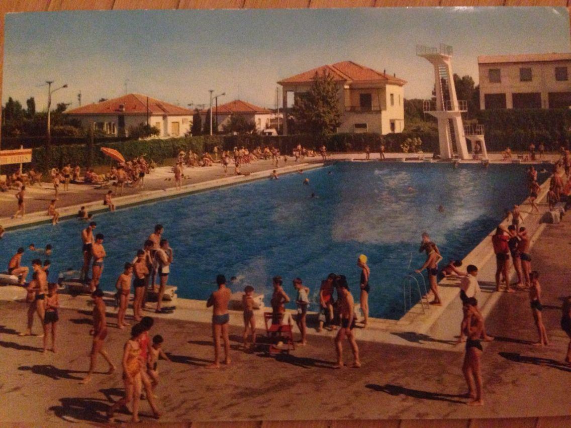 Legnano la piscina comunale di legnano all 39 aperto in via gorizia legnano ieri e oggi pinterest - Piscina di legnano ...