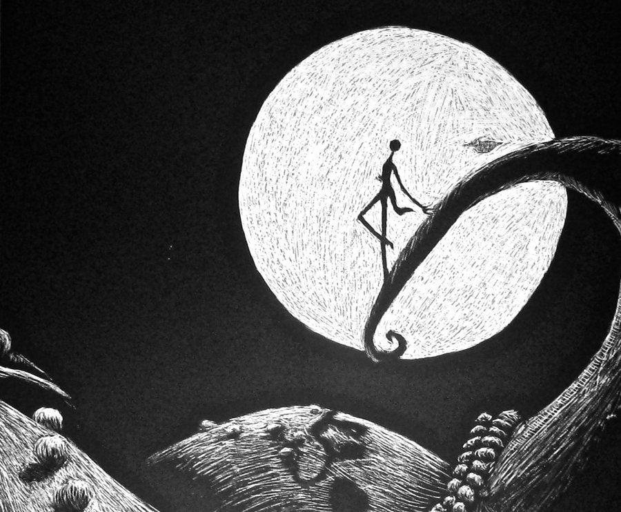 Jack's Lament | Memoirs of Melancholy | Pinterest | Scratch art ...