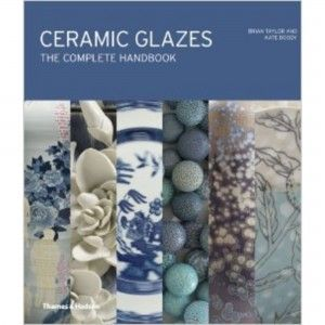 Ceramic Glazes - The Complete Handbook, stockcode:9C9260-16