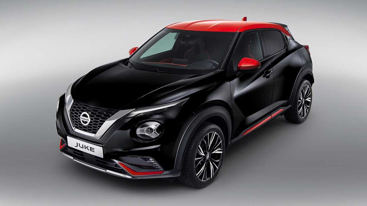 2020 Nissan Juke Exhibits Off Funky Styling In Official Movies