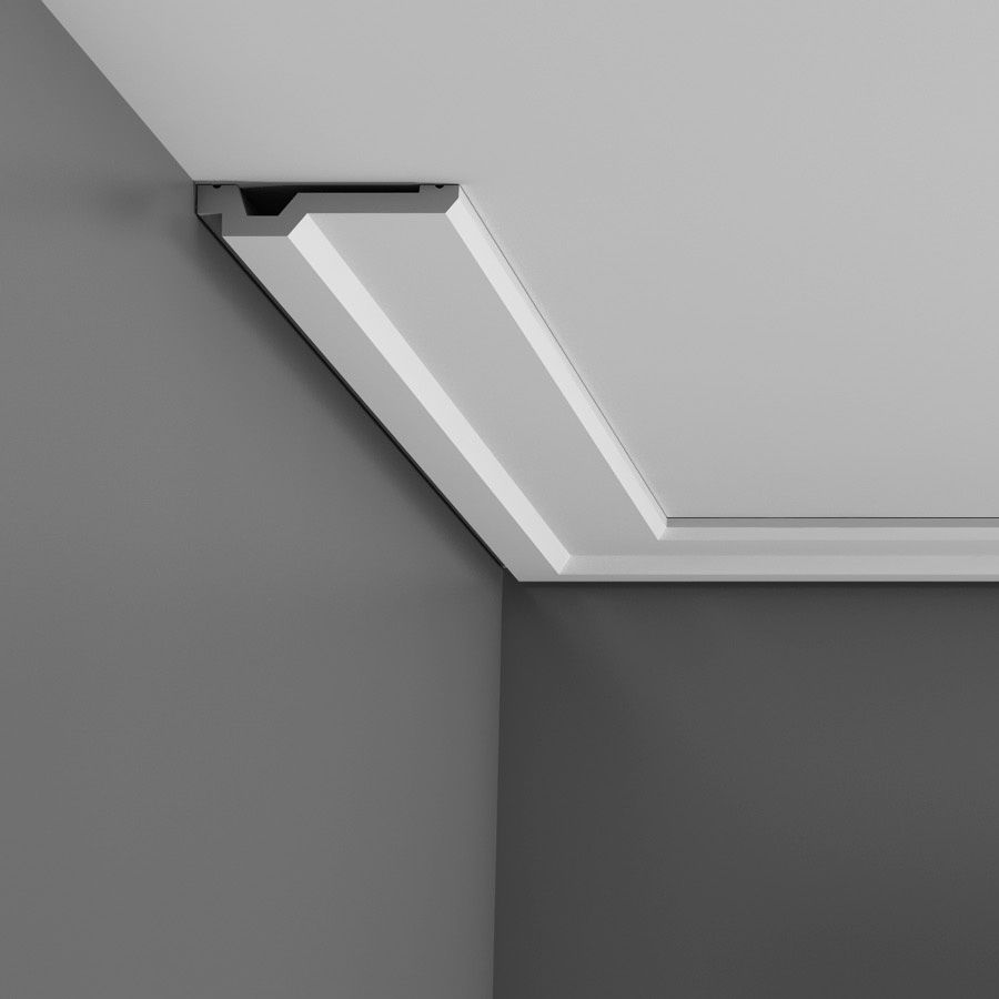 Cool Way To Get A Shadow Line On An Already Installed Ceiling