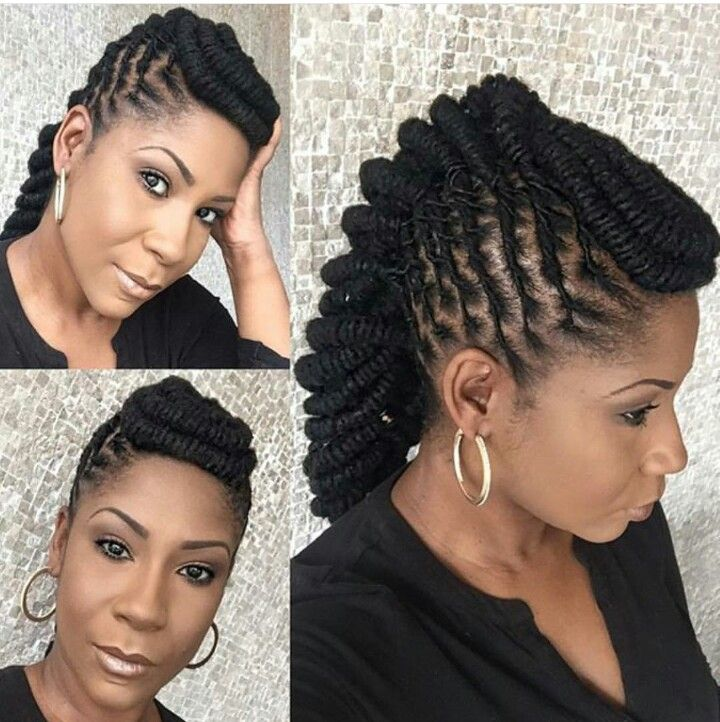 Missrii Of The Locdcollective Com Locs Hairstyles Hair Styles Dreadlock Styles