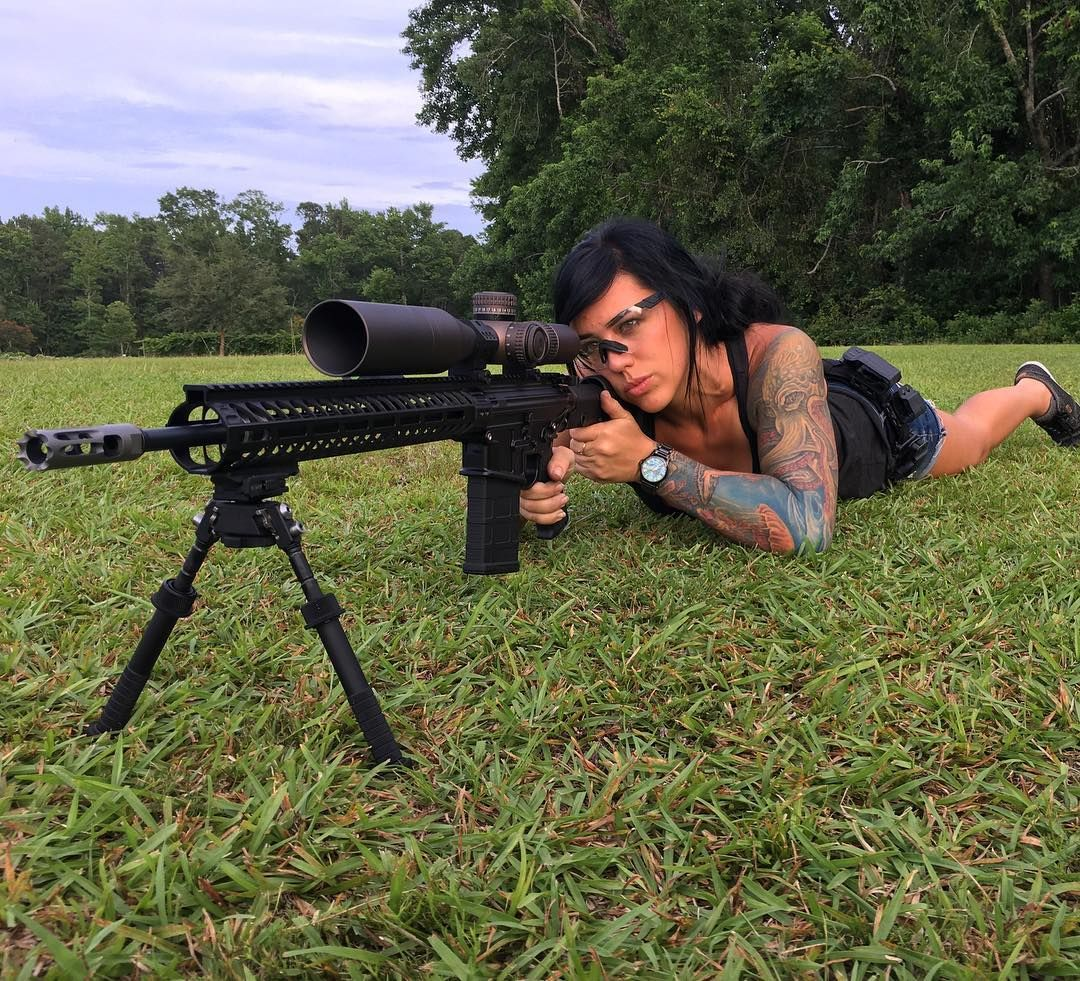 how to become a swat team sniper