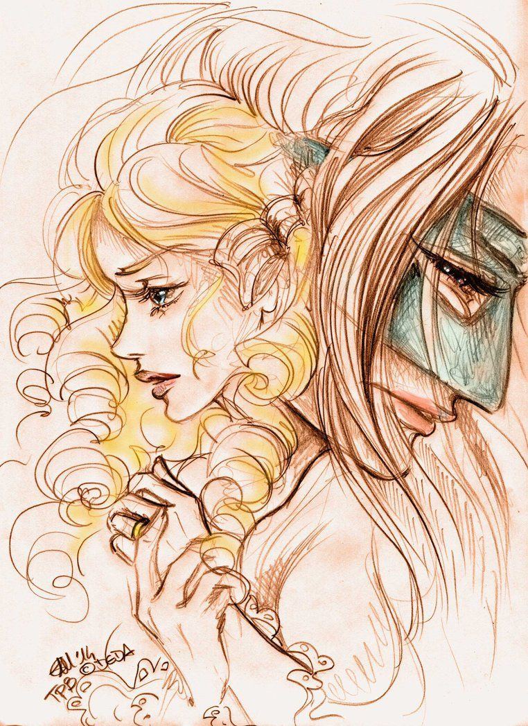 Feyre And Tamlin By Elianthos80 A Court Of Mist And Fury