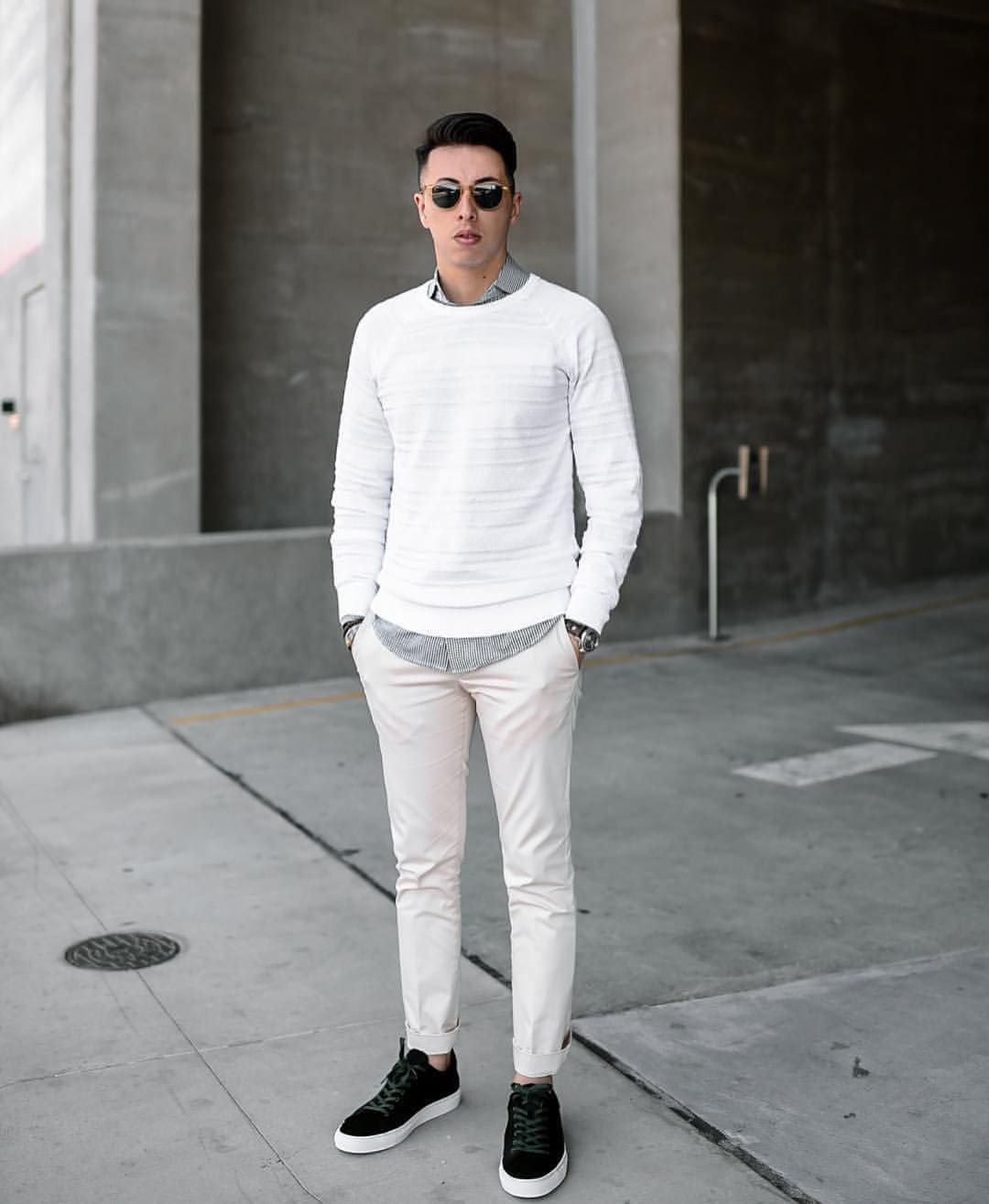 fashion men are the new black — dappermenblog: Breaking the wearing ...