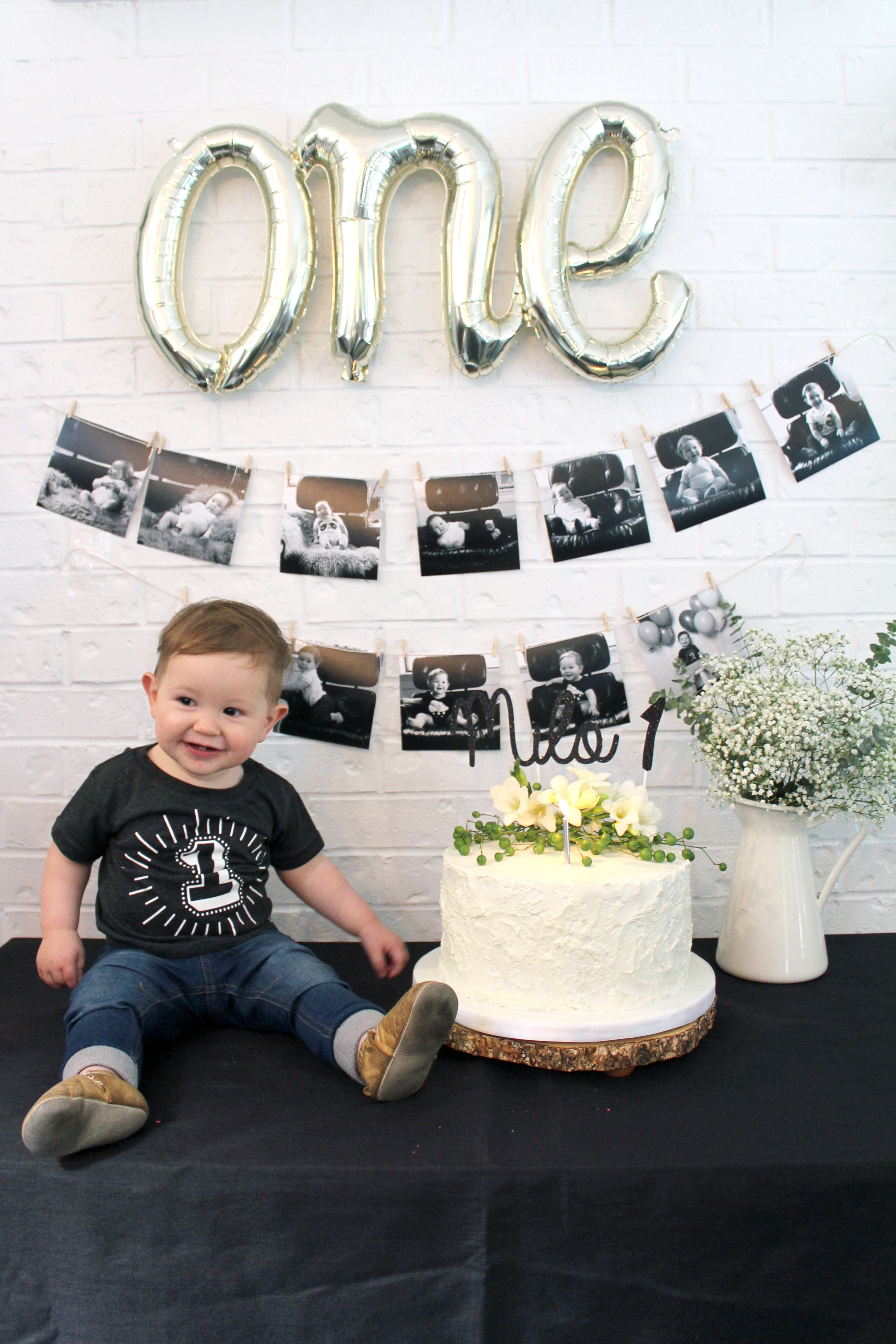 Milo S First Birthday First Birthday Photography Birthday Photography Baby Boy First Birthday