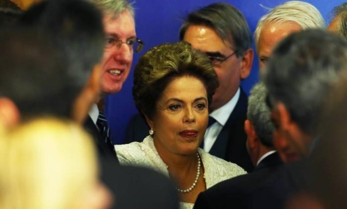 Relatório do TCU rejeita defesa de Dilma em contas de 2014. http://glo.bo/1N8F7gS [@OGloboPolitica]