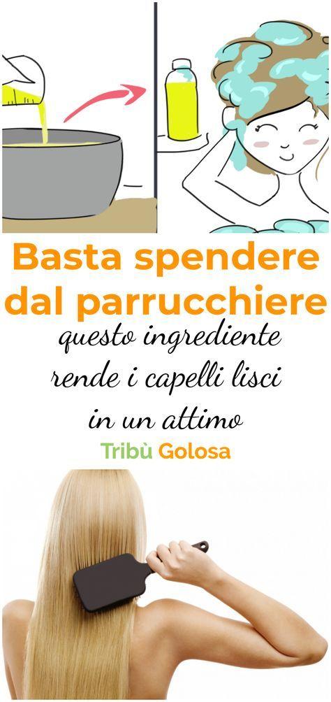BASTA Spendere Dal PARRUCCHIERE QUESTO INGREDIENTE Rende